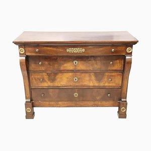 Antique Walnut Dresser, 1810s