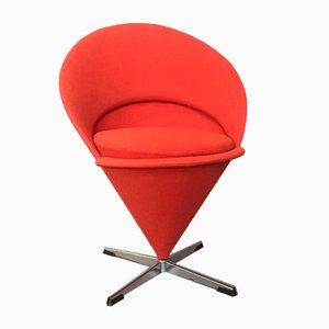 Chaise d'Appoint par Verner Panton pour Plus-Linje, 1960s