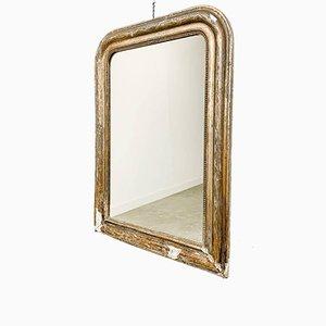 Grand Miroir Louis Philippe Antique