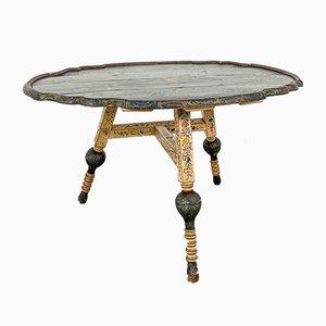 Antiker niederländischer Hindeloopen Tisch