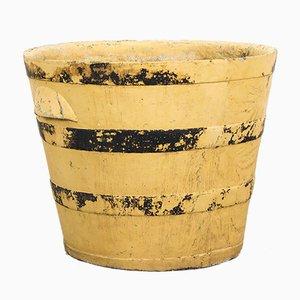 Vaso vintage in cemento