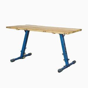Verstellbarer Vintage Tisch von HRDLA Design