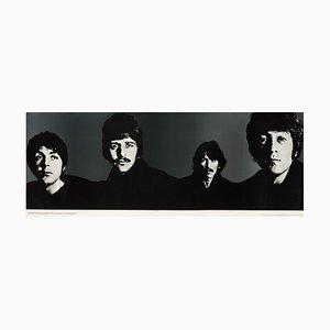 Affiche The Beatles par Richard Avedon, 1967