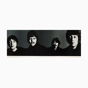 The Beatles Poster von Richard Avedon, 1967