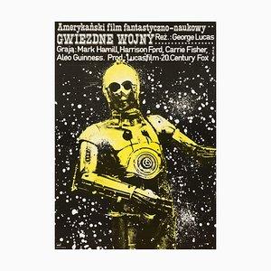 Poster Star Wars di Jakub Erol, 1979