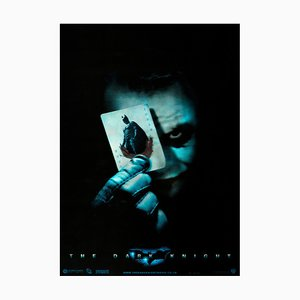Poster The Dark Knight, 2008