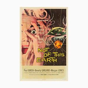 Poster Not of This Earth di Albert Kallis, 1957