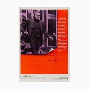 Poster Bullitt, 1968