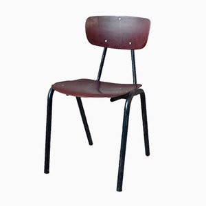 Vintage Stacking Dining Chair, 1960s