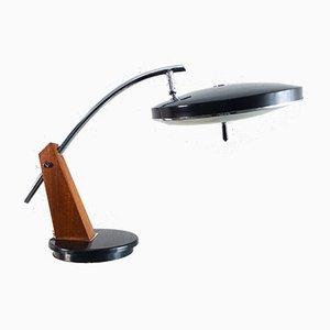 Lampada da tavolo di lupela, anni '60