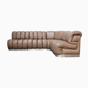 Modular Sofa, 1970s, Set of 4