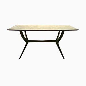 Tavolo da pranzo di Vittorio Dassi per Dassi, anni '50