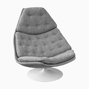 Model F588 Lounge Chair by Geoffrey Harcourt for Artifort, 1960s