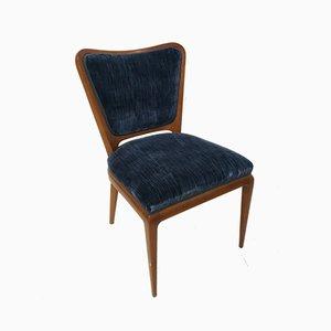 Vintage Esszimmerstühle von Osvaldo Borsani, 1940er, 2er Set