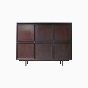 Rosewood Cabinet by Giovanni Ausenda, 1960s