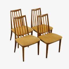 Chaises de Salon par Donald Gomme pour G-Plan, 1960s, Set de 4