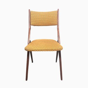 Mid-Century Teak Dining Chairs, 1958, Set of 6