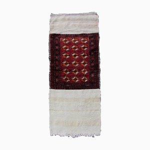 Vintage Afghan Ersari Carpet, 1950s