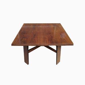 Mahogany Dining Table by Silvio Coppola for Bernini, 1960s
