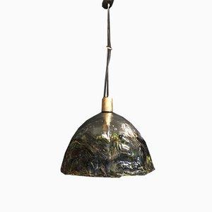 Mid-Century Deckenlampe von Barovier & Toso