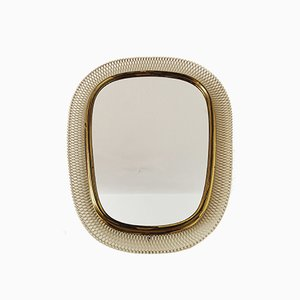 German Mirror from Vereinigte Werkstätten Collection, 1960s