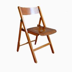 Kinderschreibtisch & Stuhl Set, 1950er