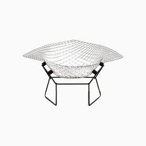 Large Mid-Century Diamond Chair by Harry Bertoia for Knoll Inc. / Knoll International, 1950s