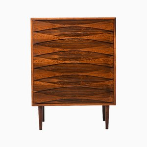 Rosewood Chest of Drawers by Arne Vodder for A. Anderson & Bohm, 1950s