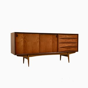 Mid-Century Paolo Sideboard by Oswald Vermaercke for V-Form, 1950s