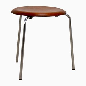 Tabouret Modèle 3170 Mid-Century par Arne Jacobsen pour Fritz Hansen, années 50