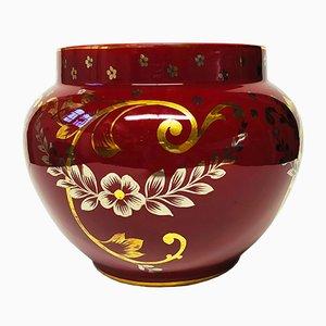 Vaso Art Deco di Andlovitz per S.C.I. Laveno, 1923