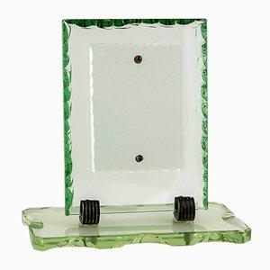 Cornice per foto in vetro di Fontana Arte, anni '40