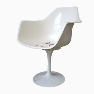 Model 116 Tulip Swivel Chair by Maurice Burke for Arkana, 1960s
