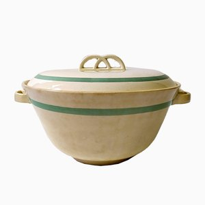 Soup Bowl by Guido Andlovitz for S.C.I. Laveno, 1930s