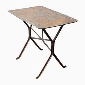 Tavolo da esterno vintage, anni '60