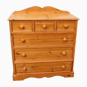 Pine Chest of Drawers, 1960s