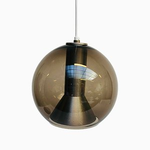 Mid-Century Ceiling Lamp by Frank Ligtelijn for Raak Amsterdam, 1960s