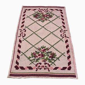 Moroccan Wool Carpet, 1950s