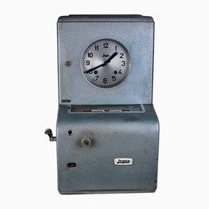 Horloge d'Isgus, années 70