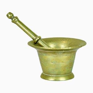 Mortier de Pharmacie en Bronze, années 30