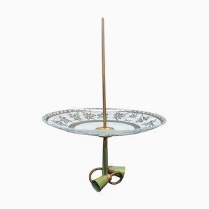 Mid-Century Italian Pendant Lamp from Stilnovo, 1950s