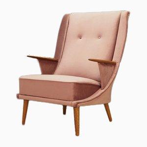 Mid-Century Danish Armchair,