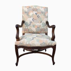 Mid-Century Louis XV Style Armchair, 1950s