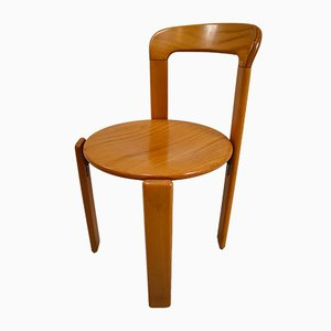 Swiss Dining Chair by Bruno Rey for Kusch+Co, 1970s