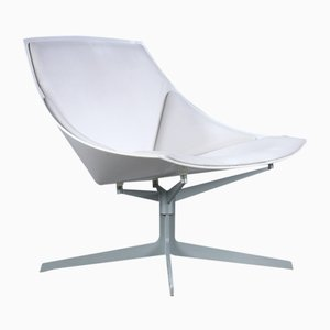 Model JL 11 Lounge Chair by Ludwig Mies van der Rohe for Fritz Hansen, 2000s