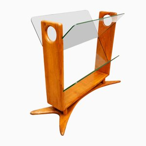 Magazine Rack from Cesare Lacca, 1950s