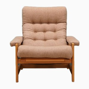 Dänischer Mid-Century Sessel,