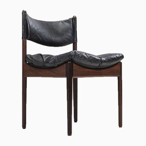 Rosewood Dining Chair by Kristian Vedel for Søren Willadsen Møbelfabrik, 1960s