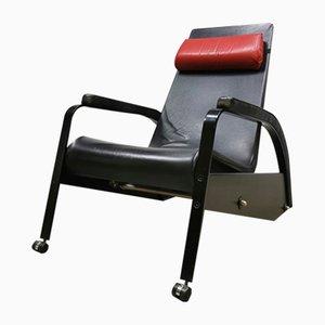 Modell D80-1 Sessel von Jean Prouvé für Tecta, 1980er