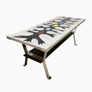 Tile Coffee Table, 1960s